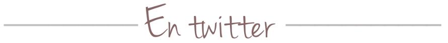 En el Twitter